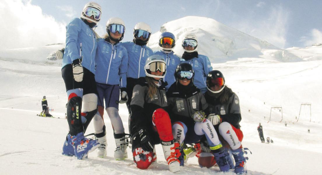 Zwei FIS-Slaloms im Hoch-Ybrig