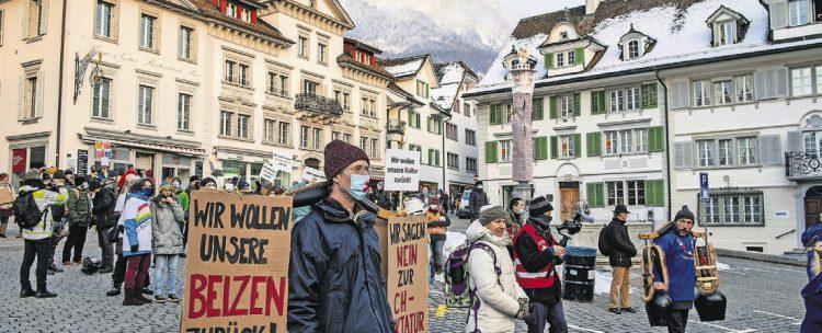 Für René Bünter sind  Regierungen «Verbrecher»