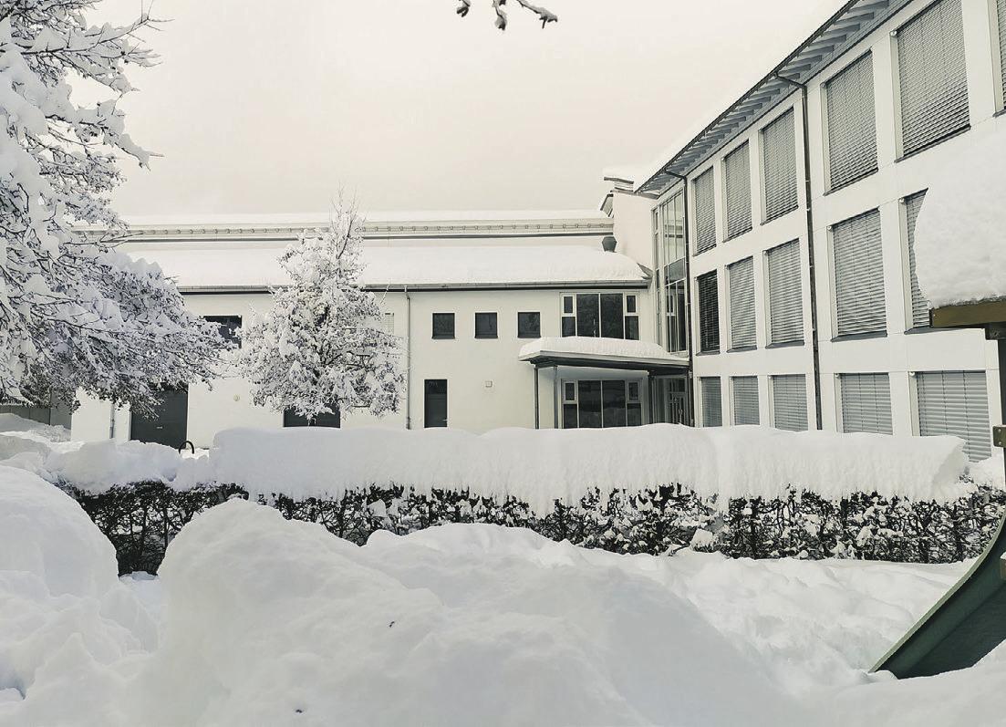 In Bennau wird ein kantonal neuartiges Schulmodell umgesetzt