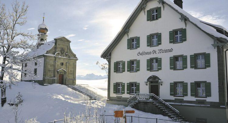 Restaurant St. Meinrad bald  unter neuer Leitung