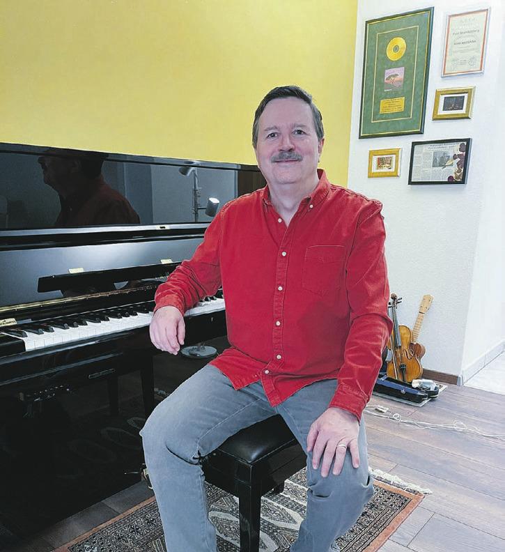 Nach 35 Jahren kehrt Brandenberg  zum Popsong zurück