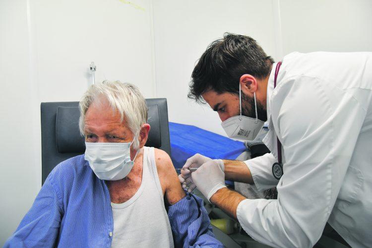Technik legt Impf-Registrierung lahm