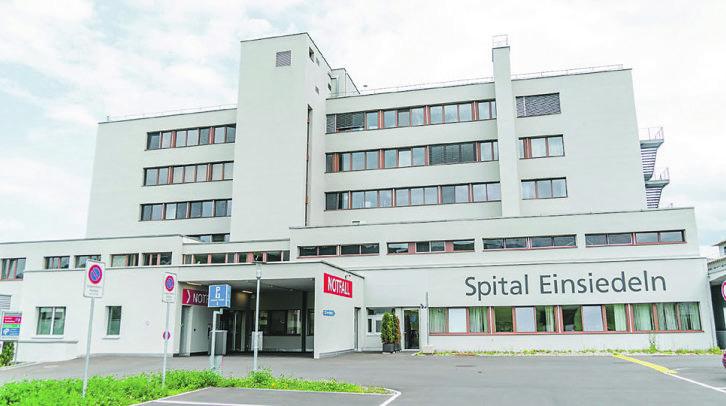Spitalauslastung rückt in den Fokus