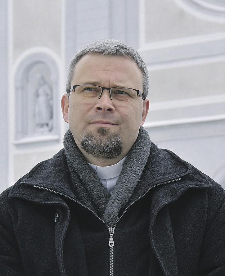Rothenthurms Pfarrer sagt der Pfarrei adieu