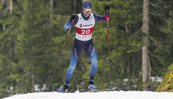 Roman Schaad belegt im Sprint nur Rang 53