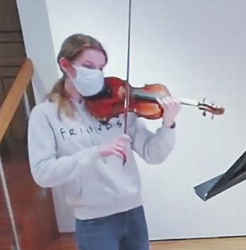 Ensemblekonzert der  Musikschule Einsiedeln