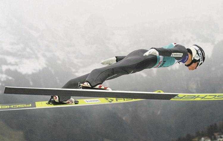 «Skispringen ist ein kopflastiger Sport»