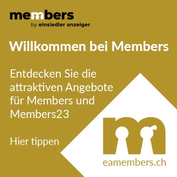Entdecken Sie die attraktiven Angebote unserer Werbepartner für Members und Members 23
