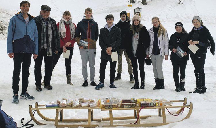 Im Schweden der Schweiz auf Firmreise