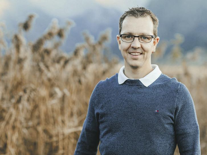 Daniel Müller zieht in den Gemeinderat ein
