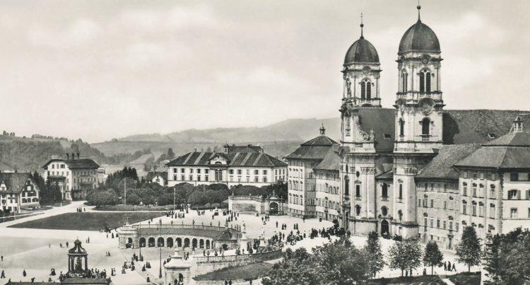 «SOB führte Extrazüge für Pilger von Wädenswil nach Einsiedeln»