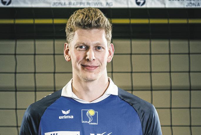 «Beim Volleyball muss alles sehr genau sein»