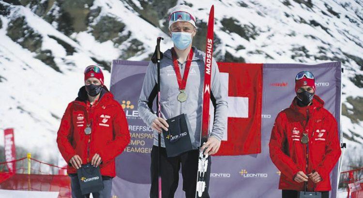 Baserga und Hartweg holen  Biathlon-Titel bei den Junioren