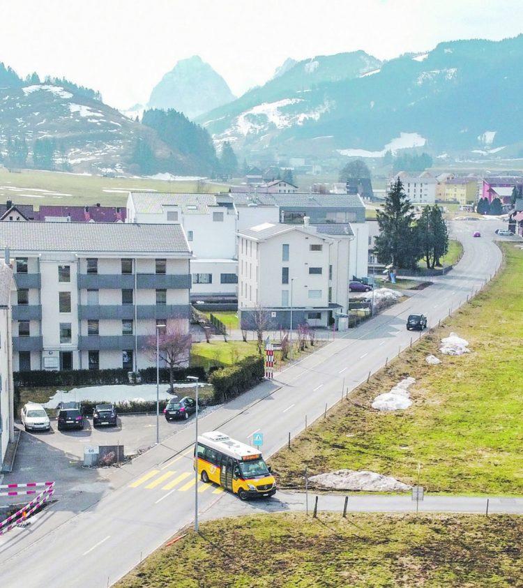 Beim öffentlichen Verkehr setzt der Bezirk auf eine Vorwärtsstrategie