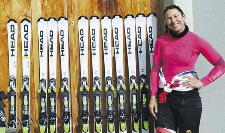 Interview mit  Wendy Holdener zur «schwierigen»  Weltcup-Saison.