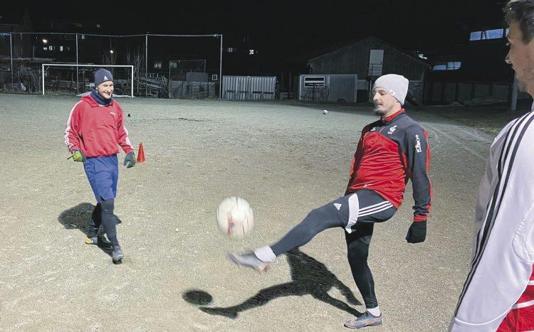 «Komplette Teams dürfen jetzt wieder trainieren»