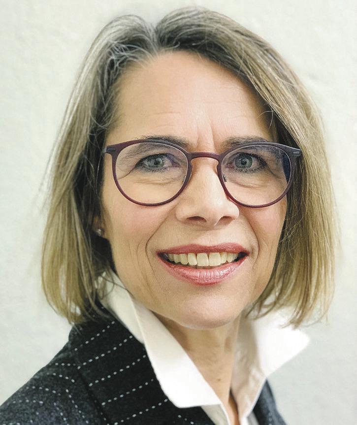 Christine Wehrli wird neue Amtsvorsteherin