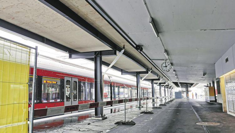 Einsiedler Bahnkunden können sich  auf den 11. Mai freuen