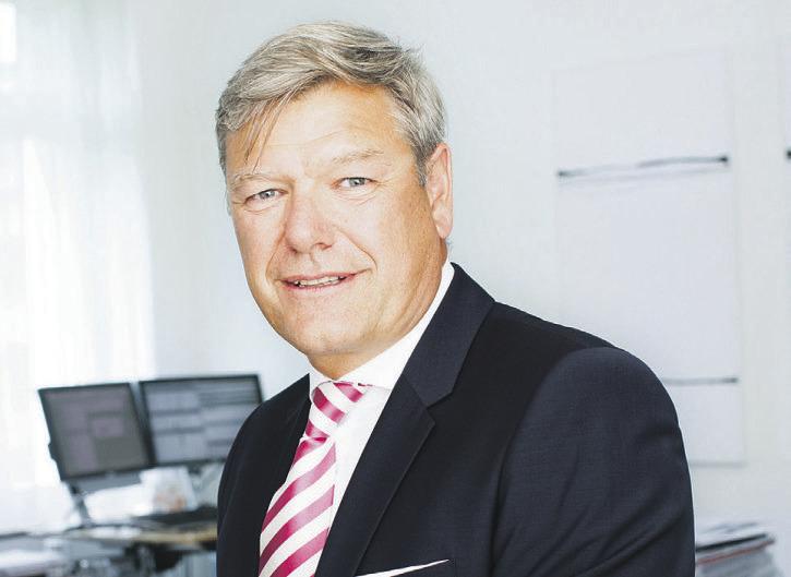 Beat Schädler wird CEO der Avalor Investment AG