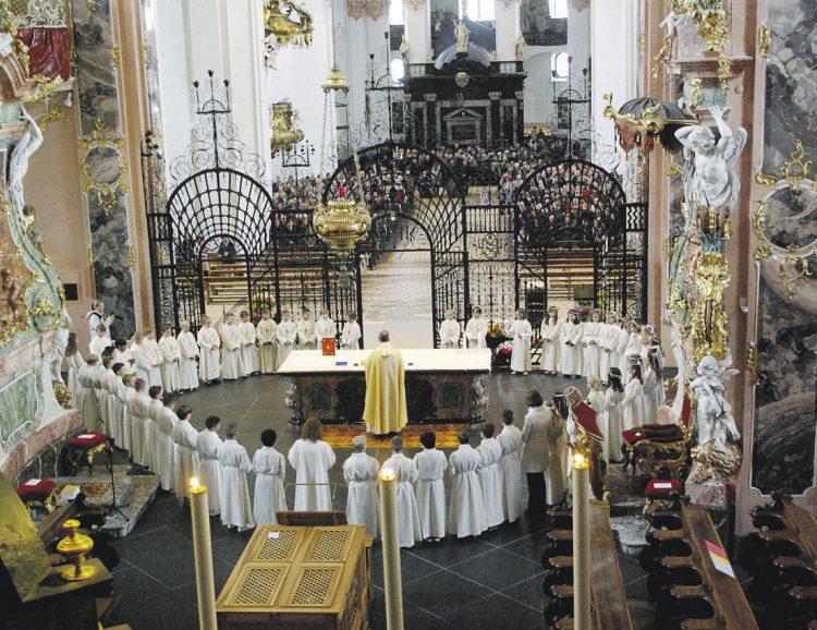 Erstkommunionfeiern werden heuer verschoben