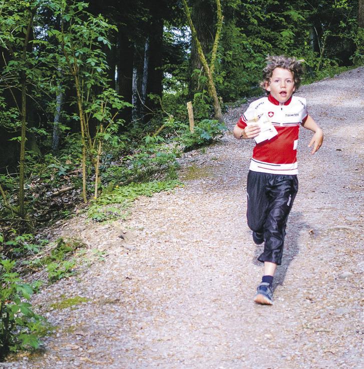Guter Saisonstart für  Einsiedler OL-Läufer