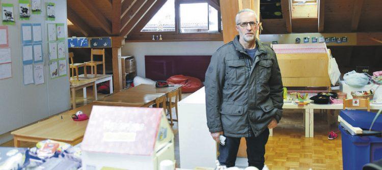 Der Kindergarten in Alpthal wird definitiv geschlossen