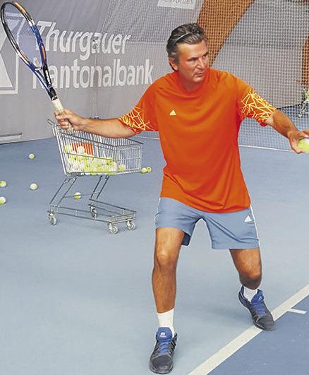 Neuer Tennislehrer für Einsiedeln