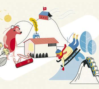 Schwyz Tourismus neu bei Kinderregion