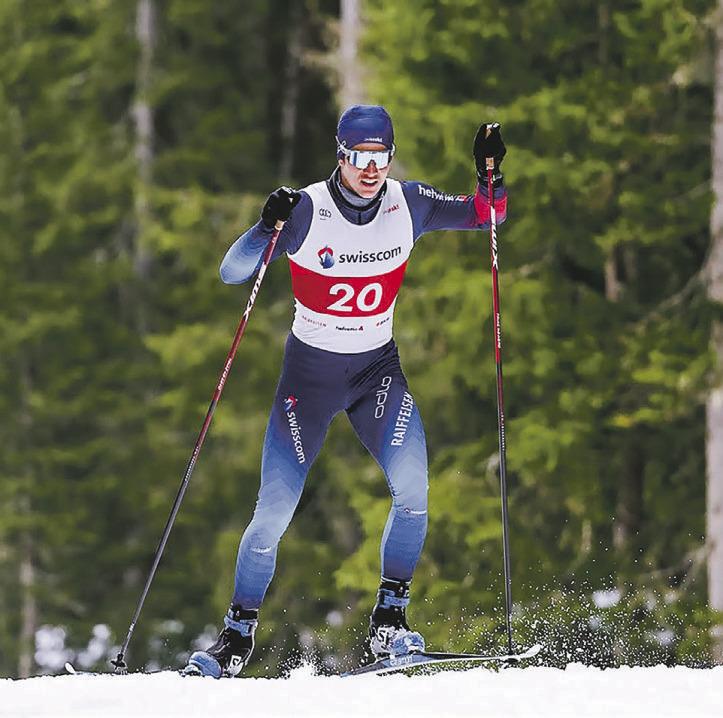 Roman Schaad wird 19.   im Sprintweltcup