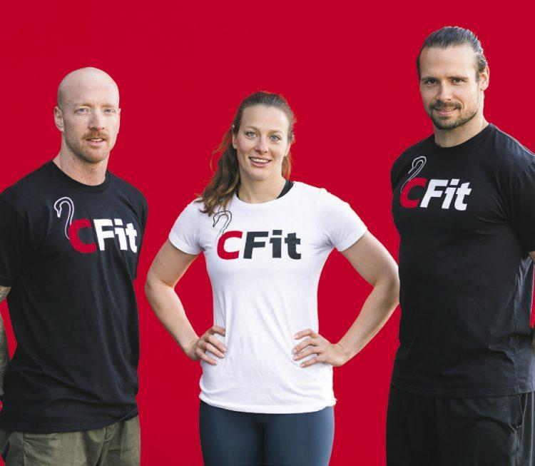 Fitnesstraining für jeden:  CrossFit hält in Einsiedeln Einzug