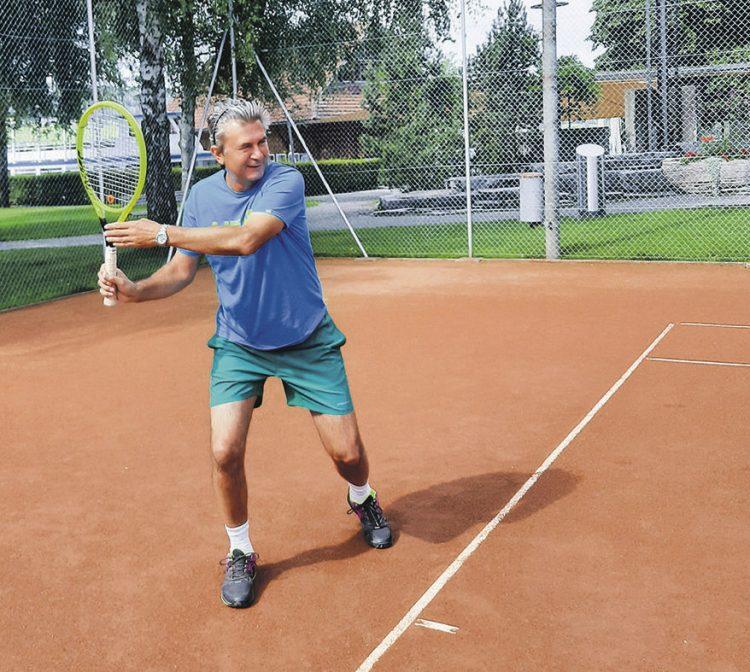 Tennisclub bietet Schnupper-Abos an
