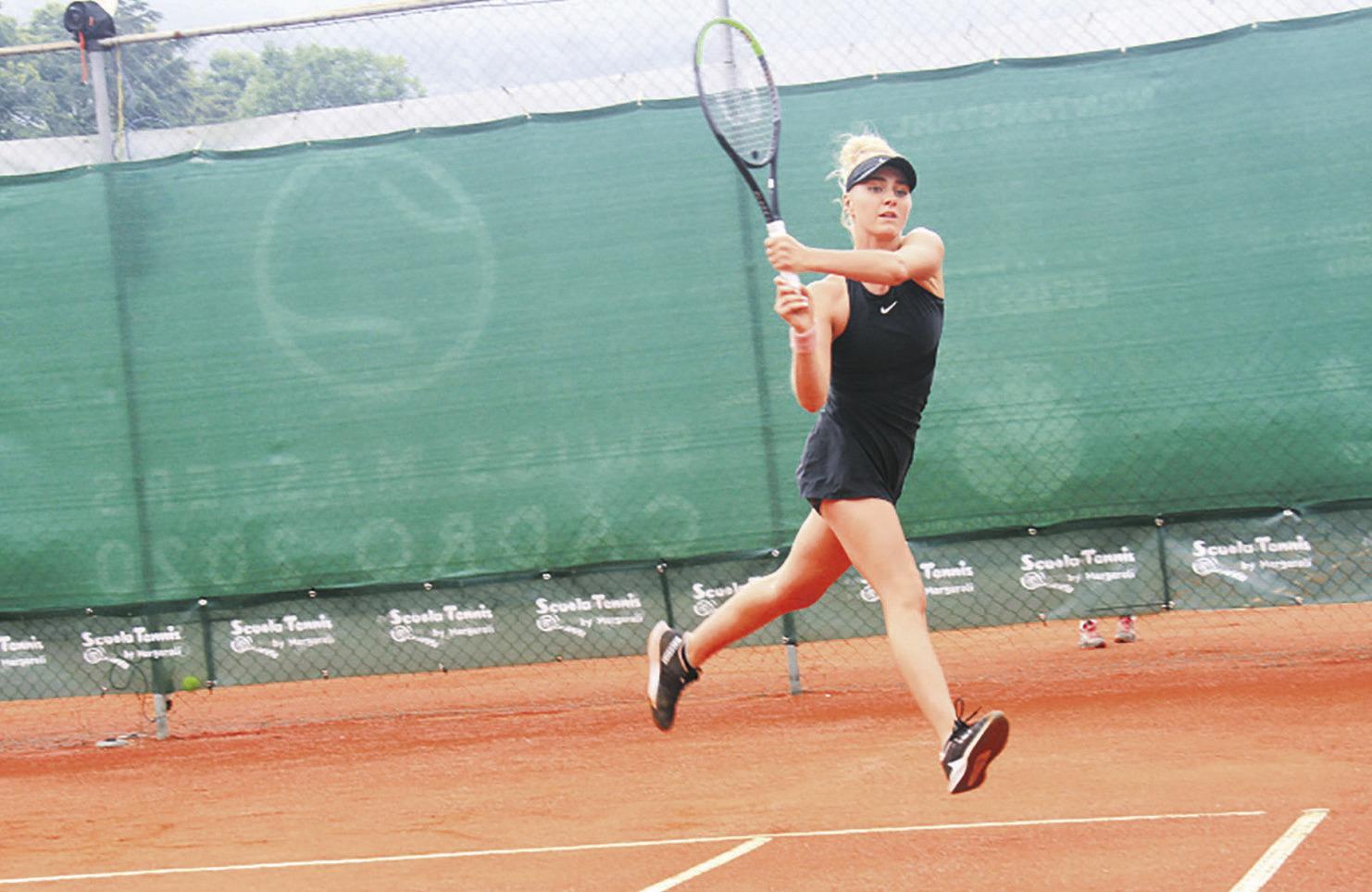Svenja Ochsner neu die Nr. 17