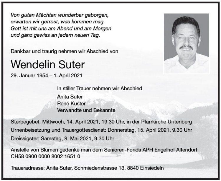 Wendelin Suter