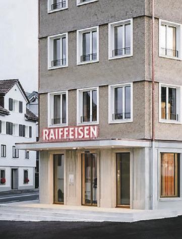 Fusion der Raiffeisenbanken  Einsiedeln und Yberg ist beschlossen
