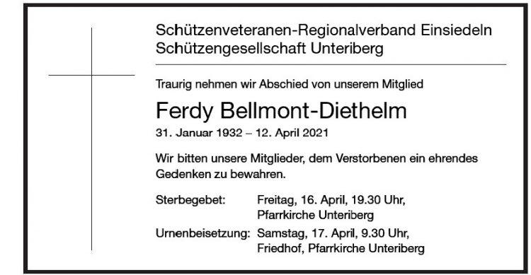 Ferdy Bellmont-Diethelm