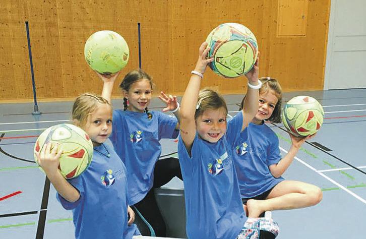 Polysportives Feriencamp  für Kids in Einsiedeln
