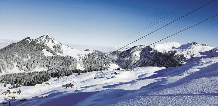 Vier letzte Damen-Alpin-Skirennen zum Saisonabschluss im Hoch-Ybrig