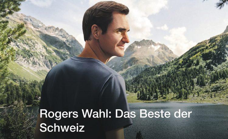 Federer vergisst Einsiedeln