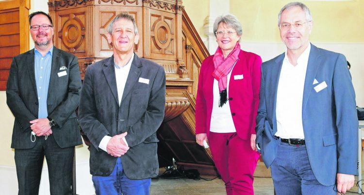 Erhard Jordi heisst der neue Präsident