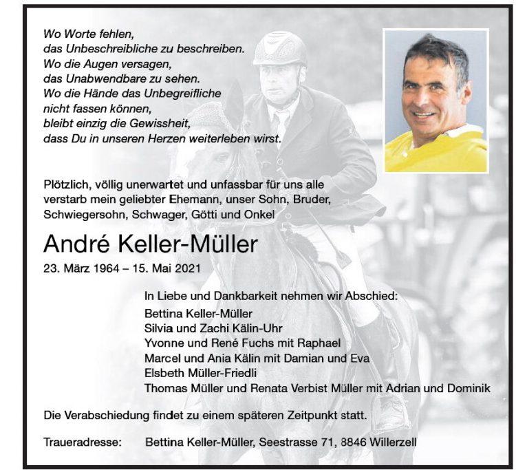André Keller-Müller