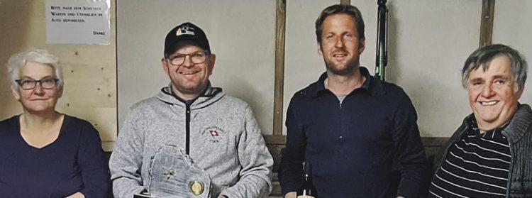 Roland Kälin ist neuer Bennauer Cup-Sieger
