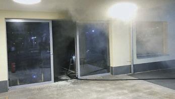 Brandursache in  Ladenlokal ist geklärt