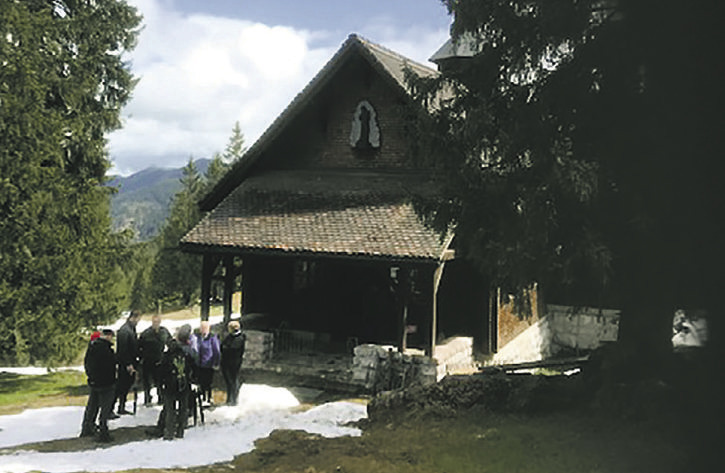 Endlich wieder Gottesdienste  auf der Holzegg