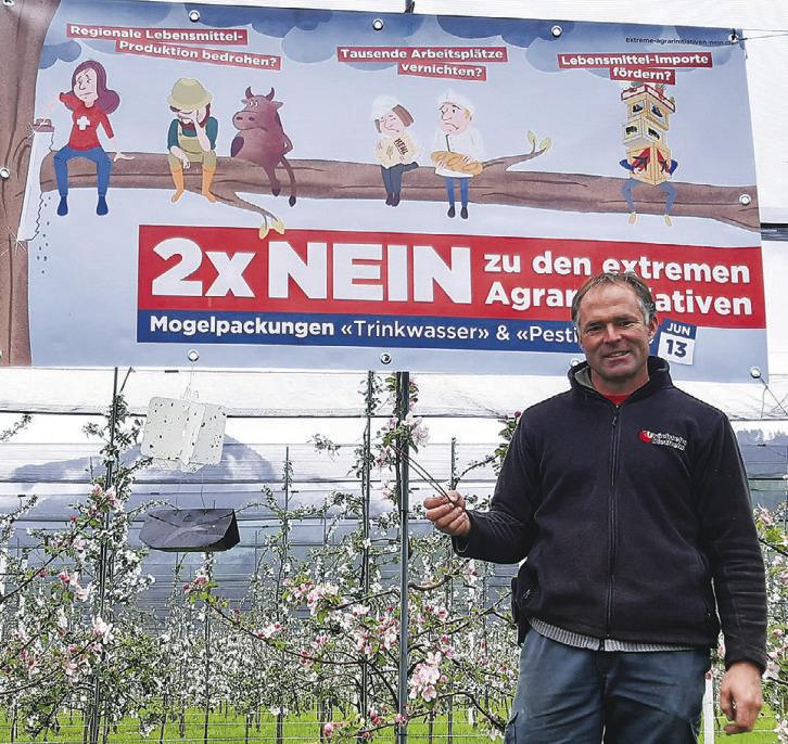 Kantonales Komitee gegen  Agrarinitiativen gegründet