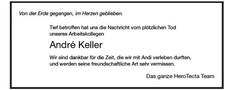 André Keller