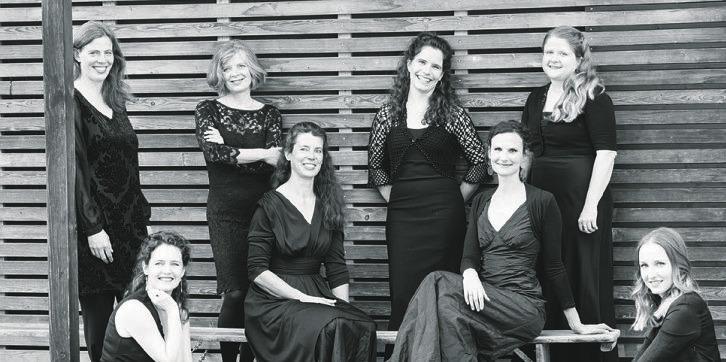 Ave Maria – Konzert mit  acht Sängerinnen