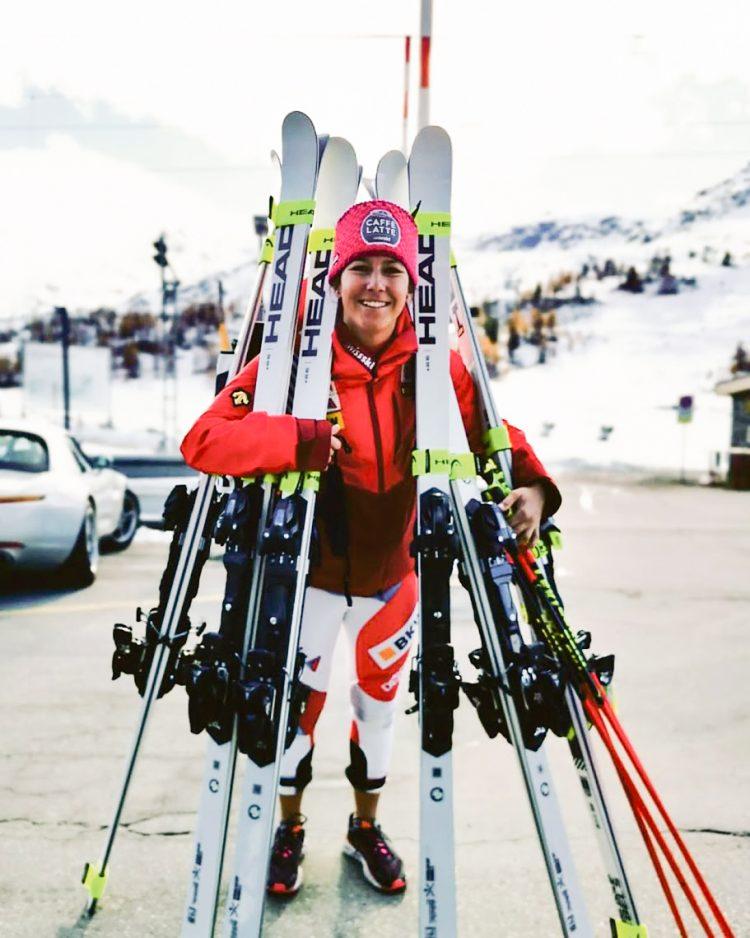 Heute lesen, was morgen im EA steht: Fährt Wendy den falschen Ski?