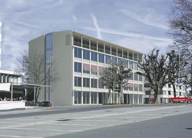 Bezirk lanciert öffentliche Diskussion  zum «Zentrum Einsiedlerhof»