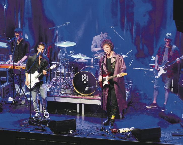 Auch zwei Einsiedler Bands begeisterten am BandXsz-Festival