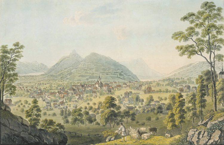 Vortreffliche Aussichten für Besucher des Kantons Schwyz